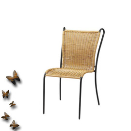 牛角籐椅.客廳家具.椅子 P020-HC-067