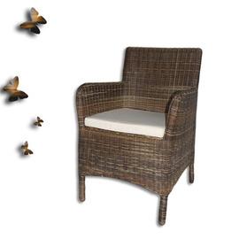 沙發椅  (三彩藤).藤椅.家具 P020-HC-326