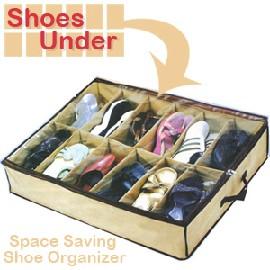 12格萬用收納箱 C99-0349 (鞋子收納箱.置物盒)