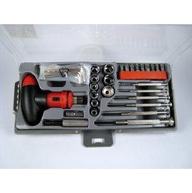 SC835日式柄起子工具組/套裝工具組31件工具組