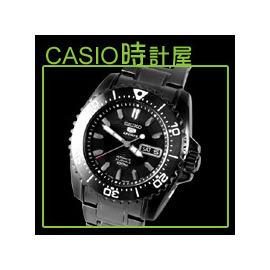 SEIKO 手錶_SNZG41J1_CASIO 時計屋_全日製水波紋潛水 機械錶_