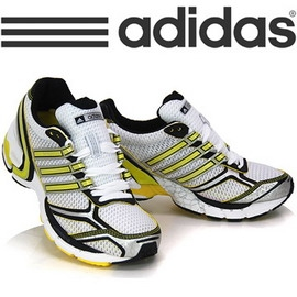 ◤ 五折出清 ◢adidas adiZero Tempo 超輕量女款慢跑鞋-白色