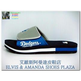 美國職棒 MLB New York Yankees 男性 海灘鞋 5049103 藍 BL