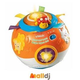 Malldj親子購物網 - Vtech  炫彩聲光滾滾球 #PB38108094731300