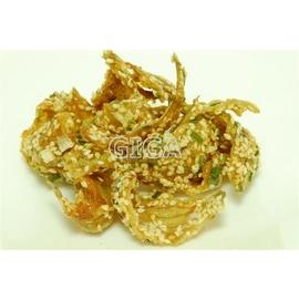【吉嘉食品】青蔥梅魚酥/蔥燒梅魚酥.200公克95元{GV02:200}