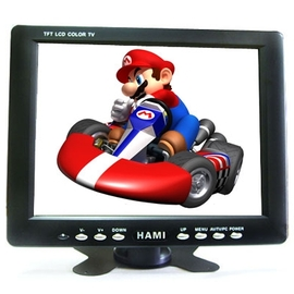 ~CHICHIAU~HAMI TV AV PC三用型8吋LCD 640~480