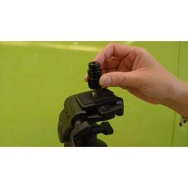 雷射儀器轉接頭 墨線雷射儀腳架2分轉5分 1 4轉5 8 轉換頭 BT150腳架轉換