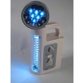 充電式照明燈收音機/手電筒/警急照明燈/露營燈HL-6577