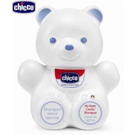 *babygo*Chicco嬰兒熊型洗髮精-溫和不流淚配方【300ml】