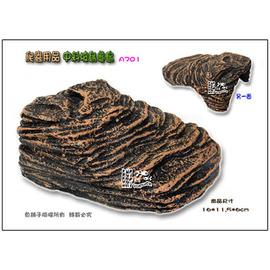 ~魚舖子~台製爬蟲用品^^^^ 中斜坡烏龜島^(A701^) 也可供魚兒躲藏、繁殖用∼ 賣