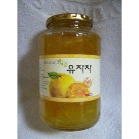 美麟媽媽~韓國進口【蜂蜜柚子茶】1000G大罐裝~10罐團購價2100元