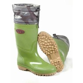 ◎百有釣具◎台興 貨號:2100 釘底多功能布套長靴 雨鞋 ~尺寸25號/26號/27號/28號