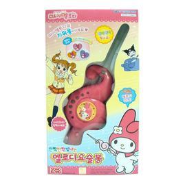 超激  廣告 HELLO KITTY家族 美樂帝 聲光音樂棒 魔法棒 台南