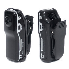 Mini DV 微型聲控攝錄影音機  支援Web cam