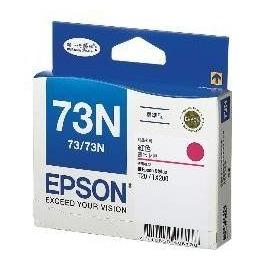 ^~哈GAME族^~低 滿490元免 可 EPSON T073 73N T73 紅色 黃色