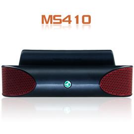 【MS410/MS-410】SONYERICSSON W200i/W300i/W350i/W380i/W550i/W580i 扣式喇叭座/原廠喇叭/原廠隨身攜帶音箱/可攜行揚聲器-神腦吊卡