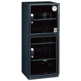 收藏家雙門123公升美背式電子防潮箱AX~126