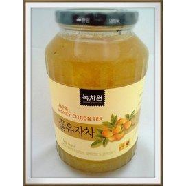 美麟媽媽韓國美食館~韓國進口【蜂蜜柚子茶】1000g大罐裝~特價230元