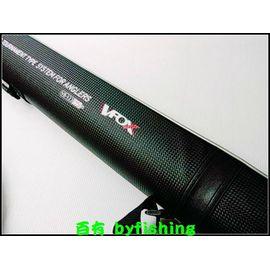 ◎百有釣具◎V-FOX  VB-123 直式竿袋 ~145cm 熱買品 磯釣竿可放