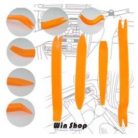 【WIN SHOP】☆含運送到家☆汽車用室內工具組、汽車音響工具組,適合多種車種、音響拆裝工具!或改裝車燈時使用