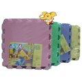 EVA泡棉組合安全彩墊系列(四種顏色)