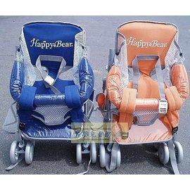 麗嬰兒童玩具館~輕巧三用揹架手推車(透氣款).可當機車椅.深藍/澄桔/棗紅/寶藍