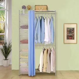 ~收納高手~W2 D型60公分衣櫥櫃 可升級成完全防塵衣櫥架
