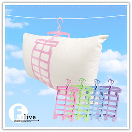 【Q禮品】A0318 可調整式曬枕頭架,曬衣架掛鉤設計,曬枕頭超方便,大小枕頭、枕心都可以用!!