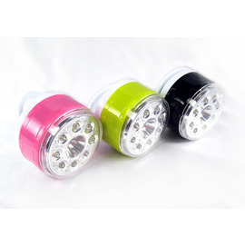 9LED罐頭造型露營燈