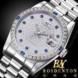 RN勞斯丹頓~6039 勞斯丹頓滿天星~腕錶 專櫃品牌