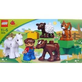 樂高Lego duplo 得寶系列【5646 農場動物養殖場】