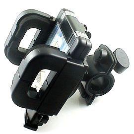 自行車用 PDA PSP GPS車架 40^~110mm油壓式360度車架 塑膠自行車把固
