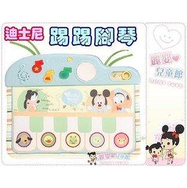 麗嬰兒童玩具館~迪士尼專櫃-英紛米奇音樂踢踢腳鋼琴.優質床掛玩具