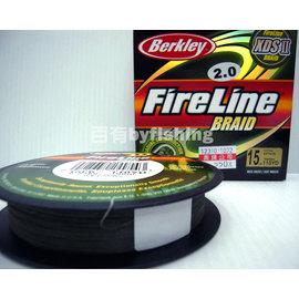 ◎百有釣具◎BERKLEY貝克力 Fire Line BRAID    新編織火線XDS II . 強度超過一般火線3倍以上 . 長度110碼~0.8~4號