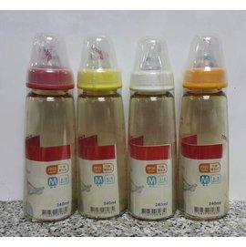 貝親 PIGEON 母乳實感 PPSU 標準口徑奶瓶 (240ml)