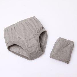 知蓮有機棉-~竹碳有機棉男內褲^(1入^)~,合身好穿又舒服 ,100^% 有機棉 ETK
