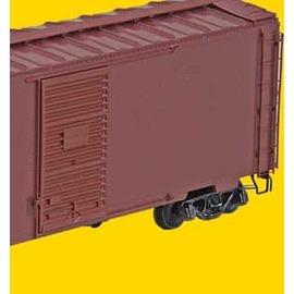 HO40呎 美式貨車 精緻套件 ^(金屬可避震轉向架.門可開關^)