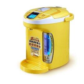 Simba小獅王辛巴 微電腦五段式定溫-夜光液晶調乳器 (S9916A)-贈品牌水垢劑*1(125ml)