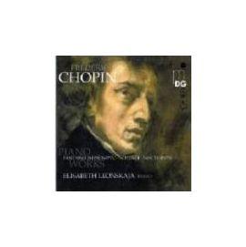 蕭邦:鋼琴作品集  蕾昂絲卡雅,鋼琴^( 雙層SACD ^)Frédéric Chopin