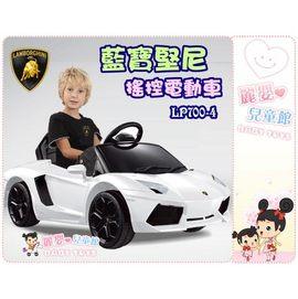 麗嬰兒童玩具館~正版授權藍寶堅尼LP700-4仿真搖控電動-超跑系列.有搖控mp3