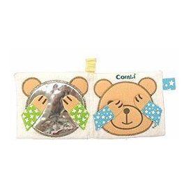 Combi 小熊遊戲布書