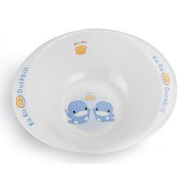 酷咕鴨 KU.KU 美耐皿-雙耳碗