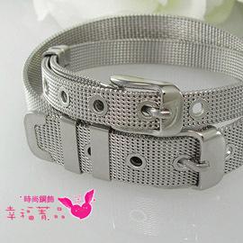 免 ^  0利率 ^  316L白鋼手環◆鋼織情人腕帶◆│ │超划算│