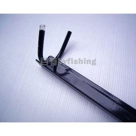 ◎百有釣具◎日本品牌NAKAZMA 8738置竿架 全長65CM