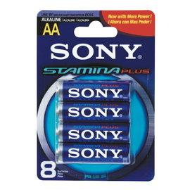 新力SONY 3號鹼性電池(8入)★日本品質★超強電力★超低價供應