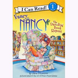 〈An I Can Read系列:Level 1 〉FANCY NANCY:DAZZLIN