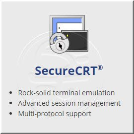 SecureCRT 8 商業單機下載版 永久 含一年內 升級至 版  ~ Securely