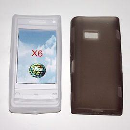 NOKIA X6 手機保護 果凍套 / 矽膠套 / 防震皮套