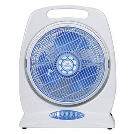 雙星10吋箱扇 冷風扇 電扇 TS-1006 ★100%台灣製造.免運費★