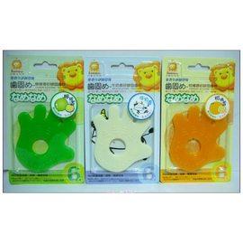 小獅王辛巴矽膠固齒玩具(手掌造型)